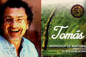 2017 & 2016 Workshop Tomás Zorzo at Azores YOGA - Ponta Delgada